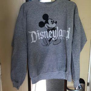 Light grey medium Disney sweatshirt
